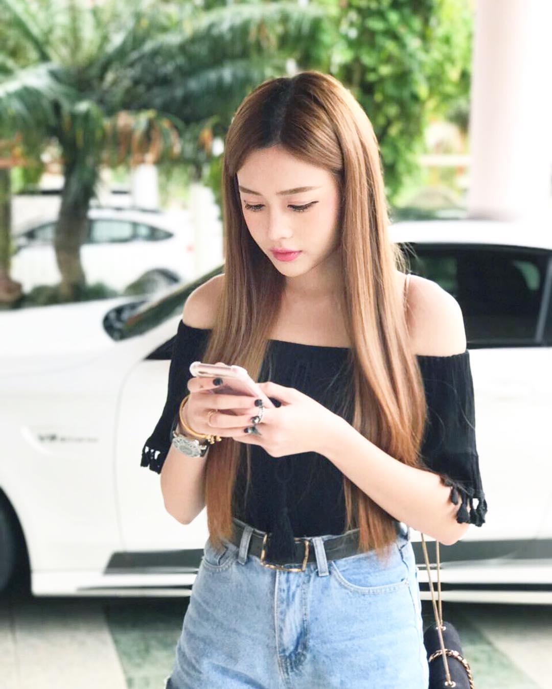 Han ξ AO (Wen Gy I) – Flower, Penang